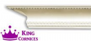 Buckinghamshire King Cornice<br>126mm x 126mm